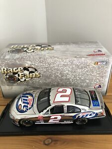 2003 Rusty Wallace #2 Miller Lite Platinum 1/24 Action Race Fans Only Diecast