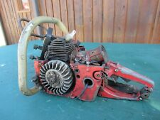Vintage JONSEREDS Chainsaw Chain Saw FOR PARTS