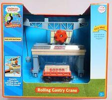 """Thomas & Friends Wooden Railway - """"Rolling Gantry Crane"""" LC99390 NIB"""
