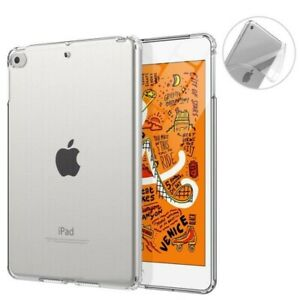 "IPAD Mini 2 3 4 7,9 "" Housse de la Tablette Silicone Slim Coque TPU Transparent"