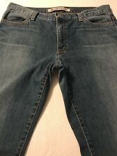 Gap Long & Lean Jeans Women's Boot Cut Stretch Size 12 X 32
