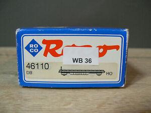 D022)  Leerpackung EMPTY box  Leerkarton Roco DB 46110