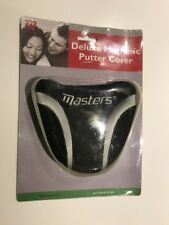 Deluxe Magnetic Putter Cover, Suitable For Large Mallet Putter Heads, New