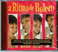 A Ritmo de Bolero Adalberto Alvarez Pachito Alonso y Otros BRAND  NEW SEALED CD