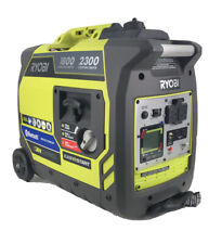 Ryobi RYI2300BTA - 2300-Watt Gasoline Powered Bluetooth Inverter / Generator