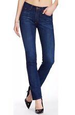 Spanx Blue Wash The Slim-X Straight Leg Jeans Size 26 $148