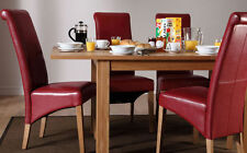 Oak Unbranded Kitchen & Dining Tables with Extending
