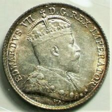 1902 Canada 5 Cents Uncirculated  #11490