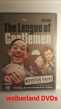 The League Of Gentlemen : Series 3 [2 DVD Set] NEW & SEALED, Region 4, FREE Post