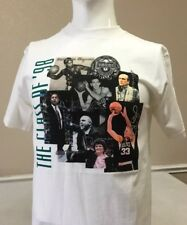 Class Of 98 Enshrinement 1998 Basketball Hall Of Fame Shirt Size M E-SSports
