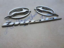00-04 Chevrolet Impala 10402481 Logo 10424490 Emblem 10424491 Decorative Decals