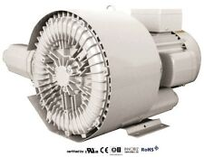 Pacific Regenerative Blower PB-402 (HRB-402), Ring, Vacuum and Pressure Blower