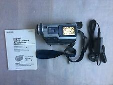 SONY DCR TRV325E DIGITAL 8 VIDEO CAMERA