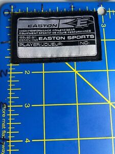 Easton Sports Logo Patch Tag Sportswear Major League Baseball MLB Uniform Team