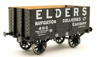 Dapol Gauge O,7F-073-002, 7 Plank Open Wagon 'Elders Navigation Collieries'