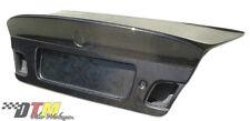 E46 M3 OEM CSL STYLE TRUNK BMW 200-2006 Carbon Fiber CFRP 2x2