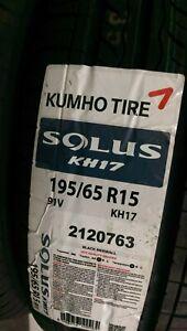 "Kumho Tyre ""Solus KH17"" - 195/65 R15 - 2120763"