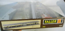 H0 193 Faller ICE Marciapiedi KIT 1:87 PCS NUOVO OVP Ferroviario Diorama Modellismo