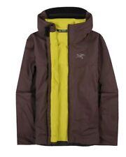 ARC'TERYX Procline  Hybrid  Hoody Women's Jacket Brown Mirage Color Sz Large