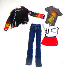 Monster High Doll Sized Jacket/Pants For Monster High Male Dolls mh186