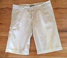 7 SEVEN FOR ALL MANKIND BERMUDA LONG SHORTS SIZE 29 X 12 Cut # 709367