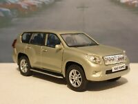 NEW BOYS TOYS TOYOTA LAND CRUISER 1.38 PERSONALISED MODEL CAR BOXED PRESENT GIFT