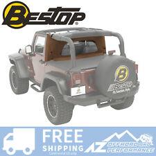 Bestop WrapAround WindJammer 97-02 Jeep Wrangler TJ Spice 80033-37