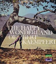 THE HAPPY WONDERLAND OF BERT KAEMPFERT Vinyl 2-LP 33s Pop Album EX 1966 Stereo