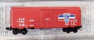 Micro-Trains Z scale Bangor & Aroostook Railroad  40' Box Car #2399 -  50200432