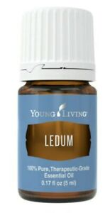 Young Living Ledum Essential Oil 5mL New & Sealed