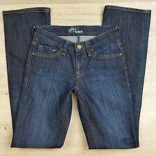 Mavi Mona Size 25/34 Mid Rise Straight Leg Womens Jeans W26 L32.5 (L19)