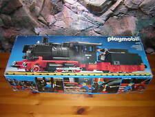 (ZO ) 4052 LOCOMOTIVE-TENDER Locomotive à vapeur emballage d'origine et Ba