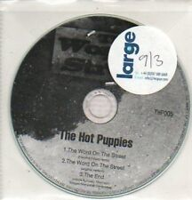 (119L) The Hot Puppies, The Word On The Street - DJ CD