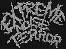 Extreme Noise Terror - Logo - Aufnäher / Patch - Neu #2420