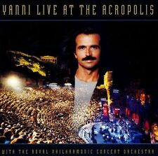 Live at the Acropolis [Bonus Track] by Yanni (CD, May-2000, Sony Music Distribution (USA))
