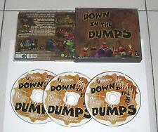 Gioco Pc Cd DOWN IN THE DUMPS – 3 Cd Rom OTTIMO 1996 Philips