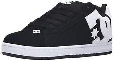 DC Shoes Court Graffik Skate Shoes (Black / Men's / 14 D(D) U.S Size)