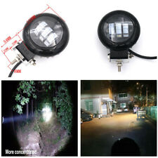 72W Fog Led Work Light Bar Spot Light Combo Beam 10800LM Super Bright for Car
