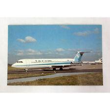 Tarom Airways - BAC 1-11 - YRBCK - Avión Tarjeta postal - Bueno Calidad