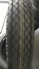 4 NEW 8-14.5 Kenda Loadstar LPT Trailer Tire 8x14.5 8 14.5 14 ply Load Range G