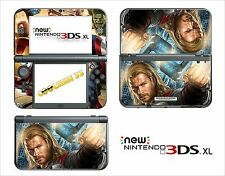 SKIN STICKER AUTOCOLLANT - NINTENDO NEW 3DS XL - REF 183 AVENGERS THOR