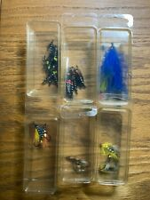 New listing Vintage Fly fishing lures, Various, Lot of 27