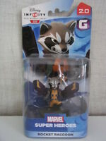 Disney Infinity 2.0 Rocket Raccoon (Guardians of the Galaxy) - NEU & OVP