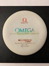 Disc Golf Super Soft Putter Innova Champion Omega Millennium 160g white