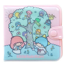Little Twin Stars vinyl wallet kiki Lala kawaii F/S Gift NEW Sanrio Retro ZJP