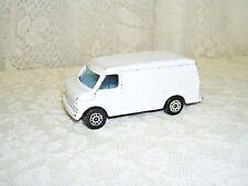 Vintage White US Van Corgi Juniors Made in Great Britain