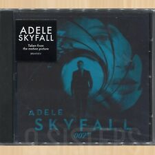 ADELE Skyfall (4:45) CD SINGLE Theme from the 007 James Bond Film SKYFALL   0672