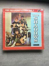 The Shadows-The Shadows Story Vol 1 vinyl album