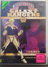 """The Adventures of the Galaxy Rangers: """"Chained"""" - Anime DVD"""