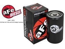 AFE Pro GUARD HD Oil Filter for 89-18 5.9L & 6.7L Dodge Cummins Diesel (1322)